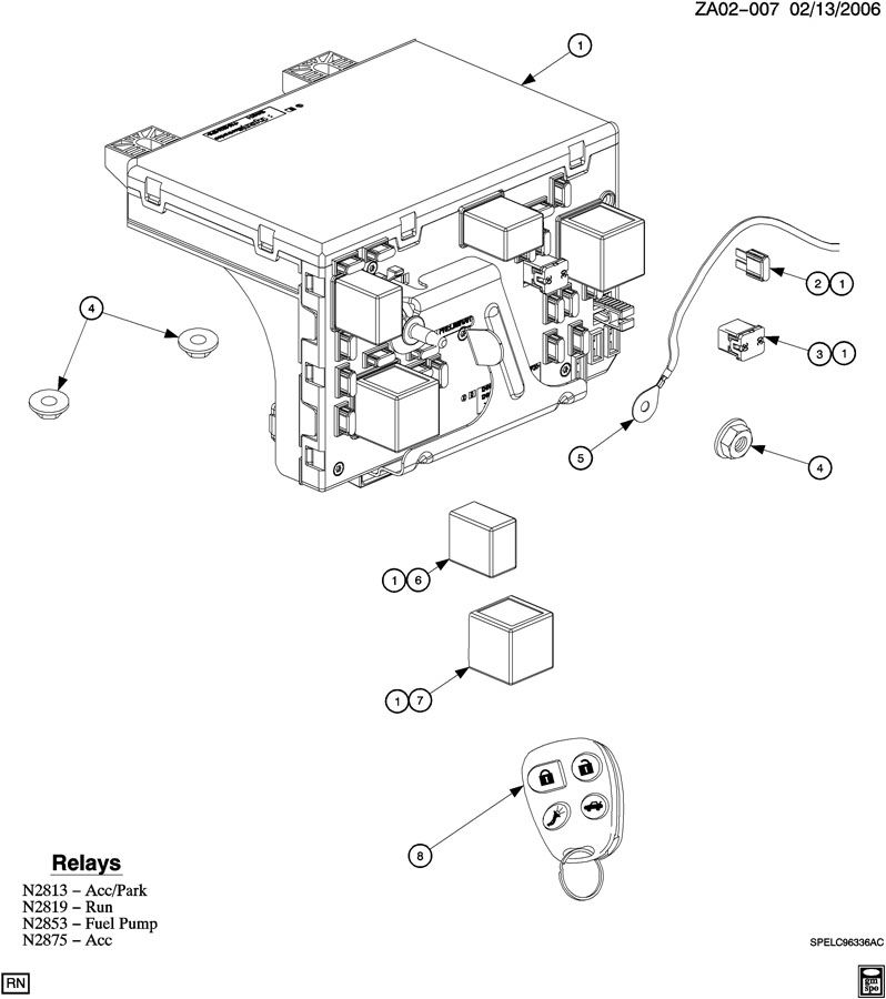 2000 Saturn Sl2 Fuse Box Diagram
