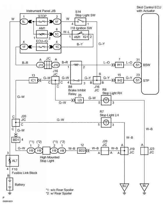 Tacoma Wiring Diagram from schematron.org