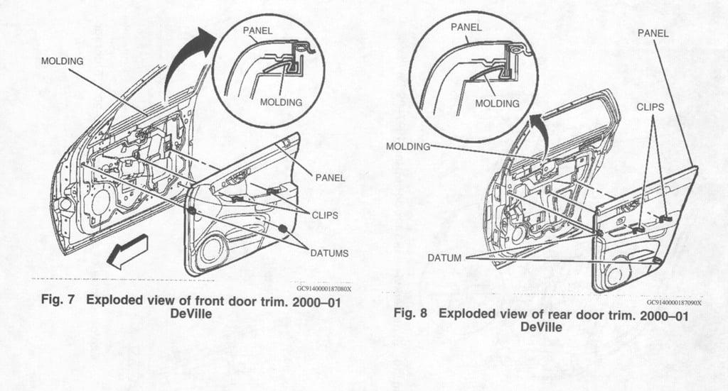 2001 Cadillac Deville Rear Suspension Sensor Wiring Diagram