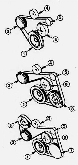 2001 Ford Focus 2 0 Sohc Serpentine Belt Diagram