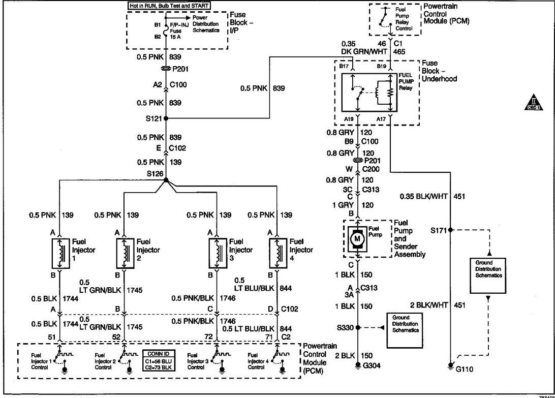 Delphi Fuel Pump Wiring Diagram from schematron.org