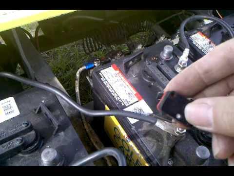 2002 48 Volt Club Car Iq Solenoid Wiring Diagram