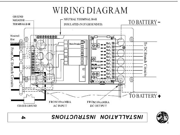 2002 Fleetwood Avion Platinum Wiring Diagram