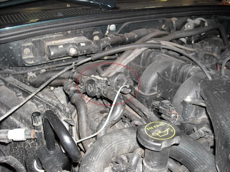2002 Ford Ranger 2 3 Heater Hose Diagram
