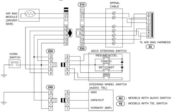 2002 infiniti i35 wiring diagram  auto wiring diagrams glow