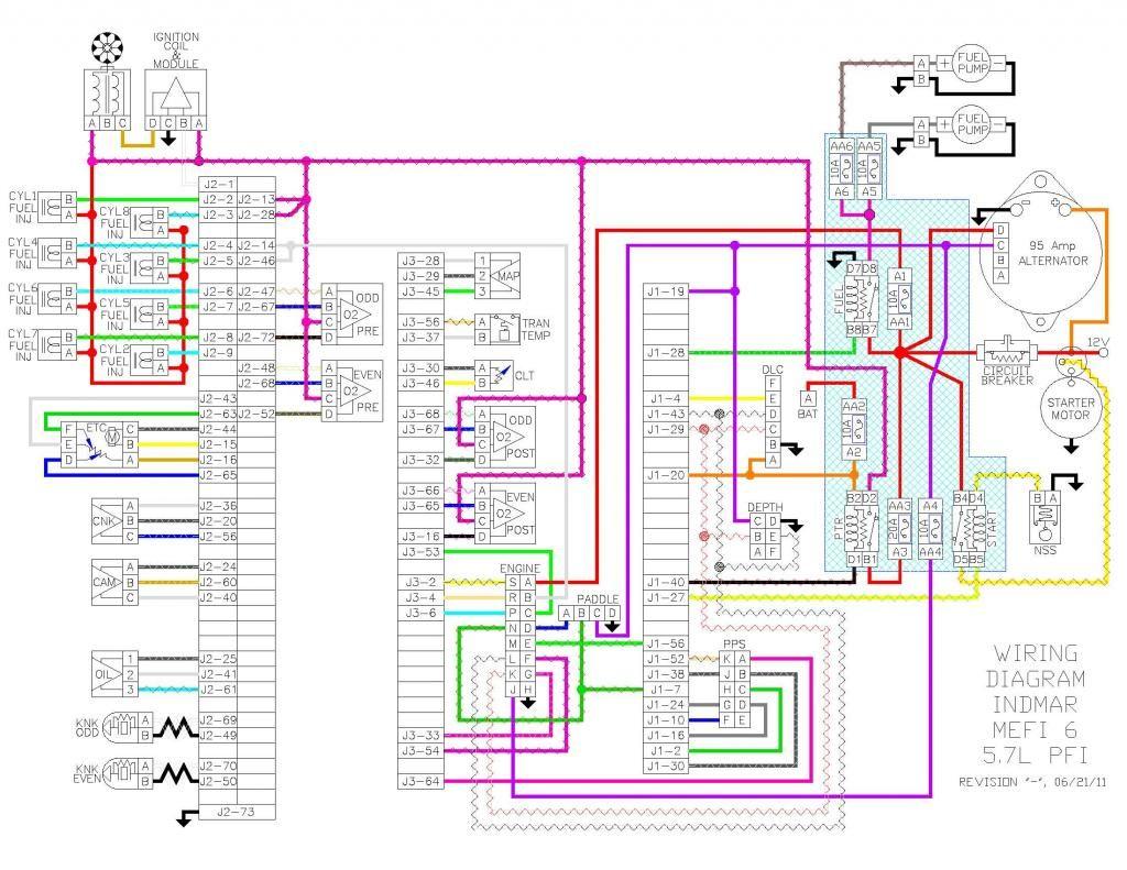 2002 Malibu Wakesetter Vlx Wiring Diagram