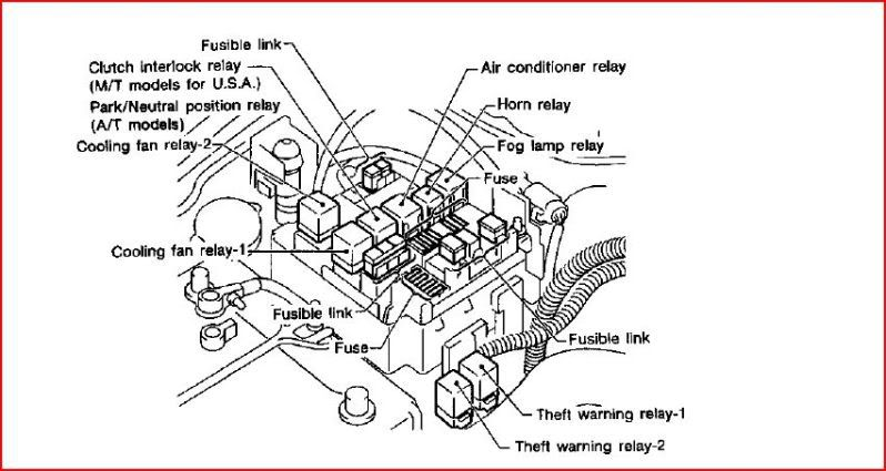 2002 Nissan Altima 2 5 Ac Clutch Compressor Wiring Diagram