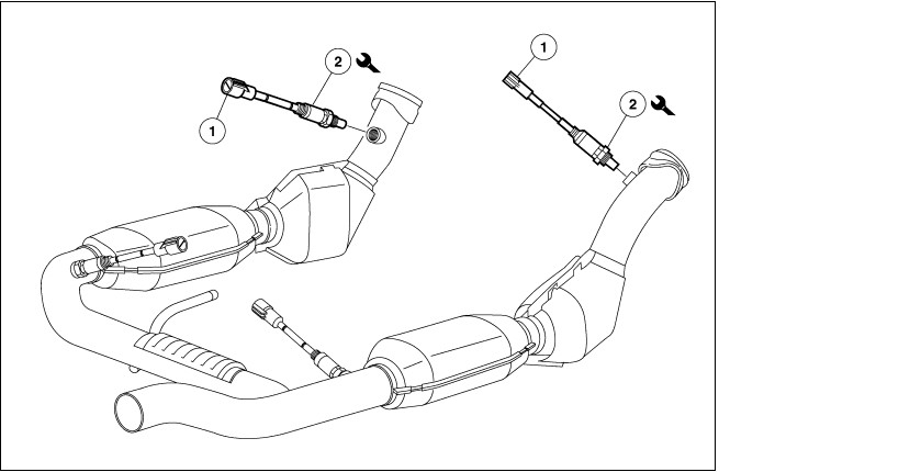 2002 Toyota Solara Wiring Diagram Downstream O2 Sensor