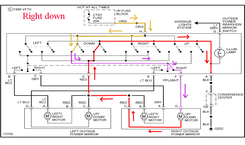 2003 Chevy Silverado Syppo Tow Mirror Wiring Diagram on