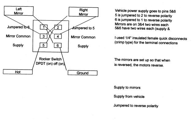 How To Wire A Toggle Switch With 6 Prongs