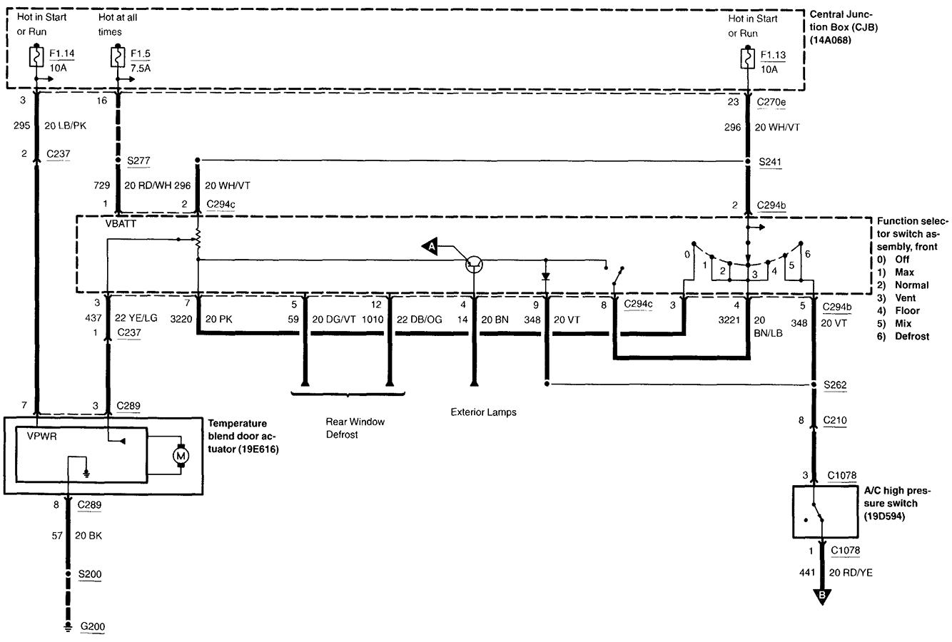2003 Ford Excursion 6 8l Mass Air Wiring Diagram