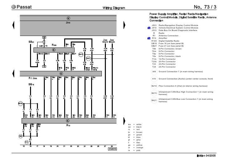 2003 passat monsoon amp wiring diagram. Black Bedroom Furniture Sets. Home Design Ideas