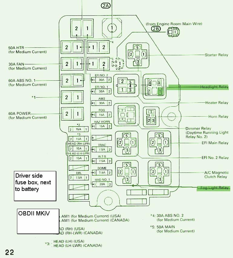2003 Pontiac Vibe Power Mirror Wiring Diagram