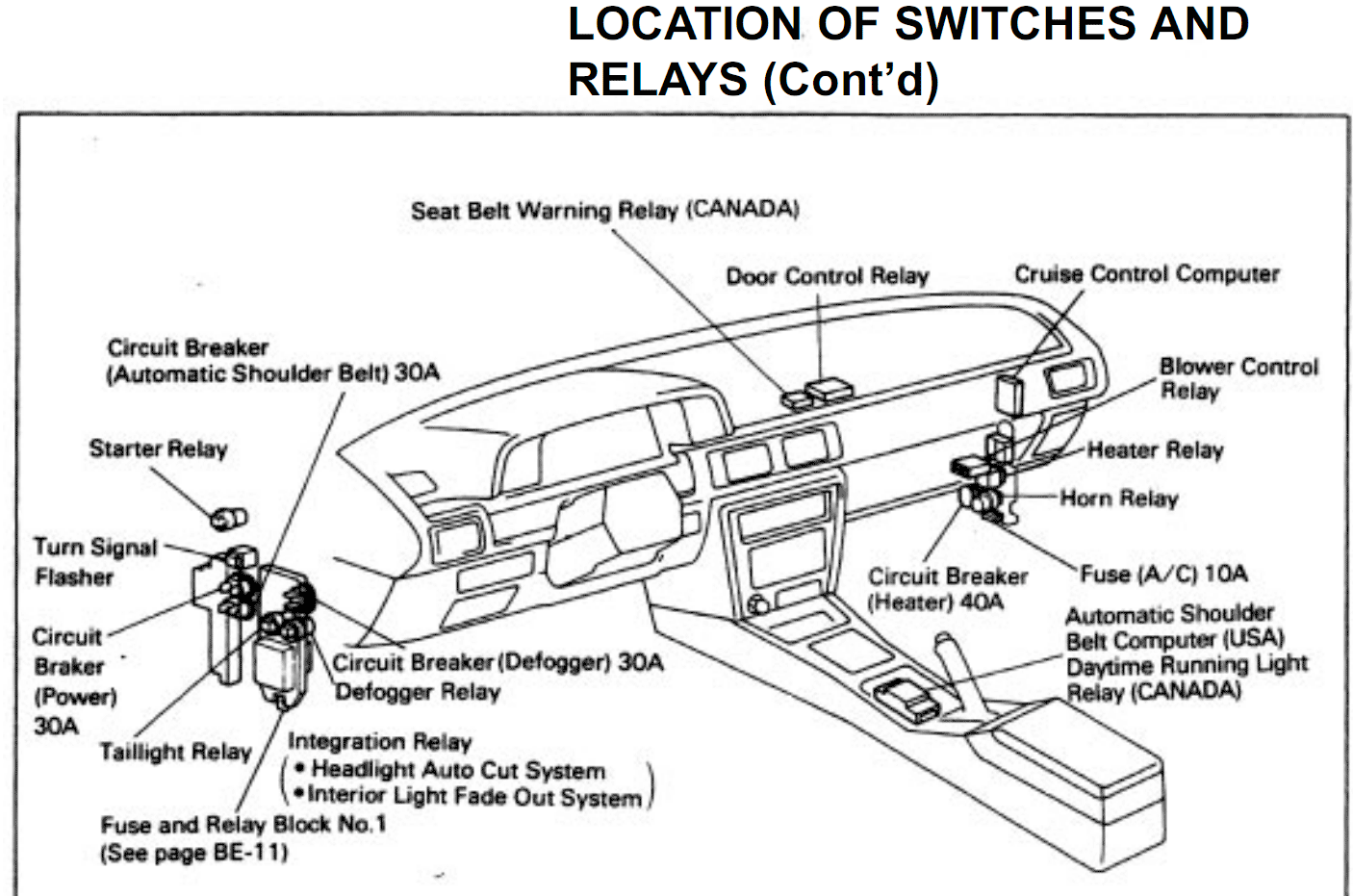 Window Wiring Diagram As Well 1993 Chevy 1500 Fuel Pump Wiring Diagram