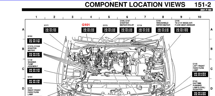 2004 Ford F150 5 4 Pcm Wiring Diagram