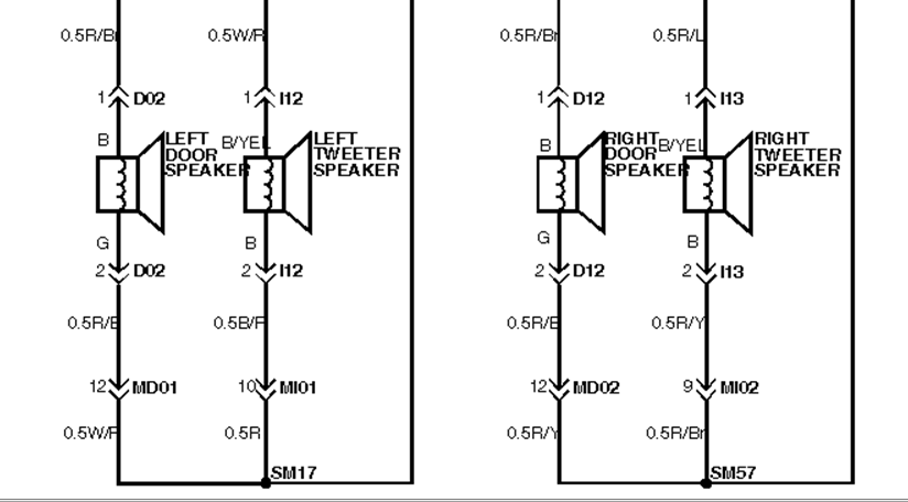 Diagram  Hyundai Tiburon Stock Amp Wiring Diagram Full