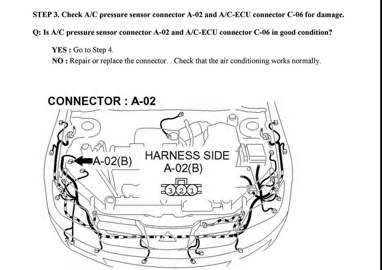 2004 Mitsubishi Outlander Ac Compressor Wiring Diagram