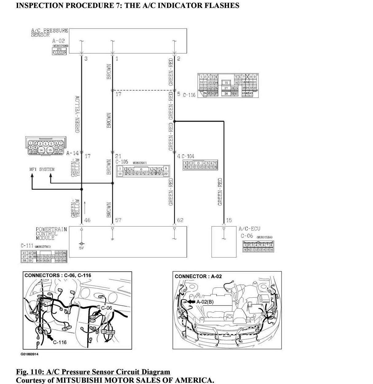 Mitsubishi Outlander Wiring Diagram