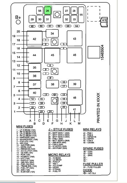 2004 Pontiac Grand Prix Supercharger Belt Diagram