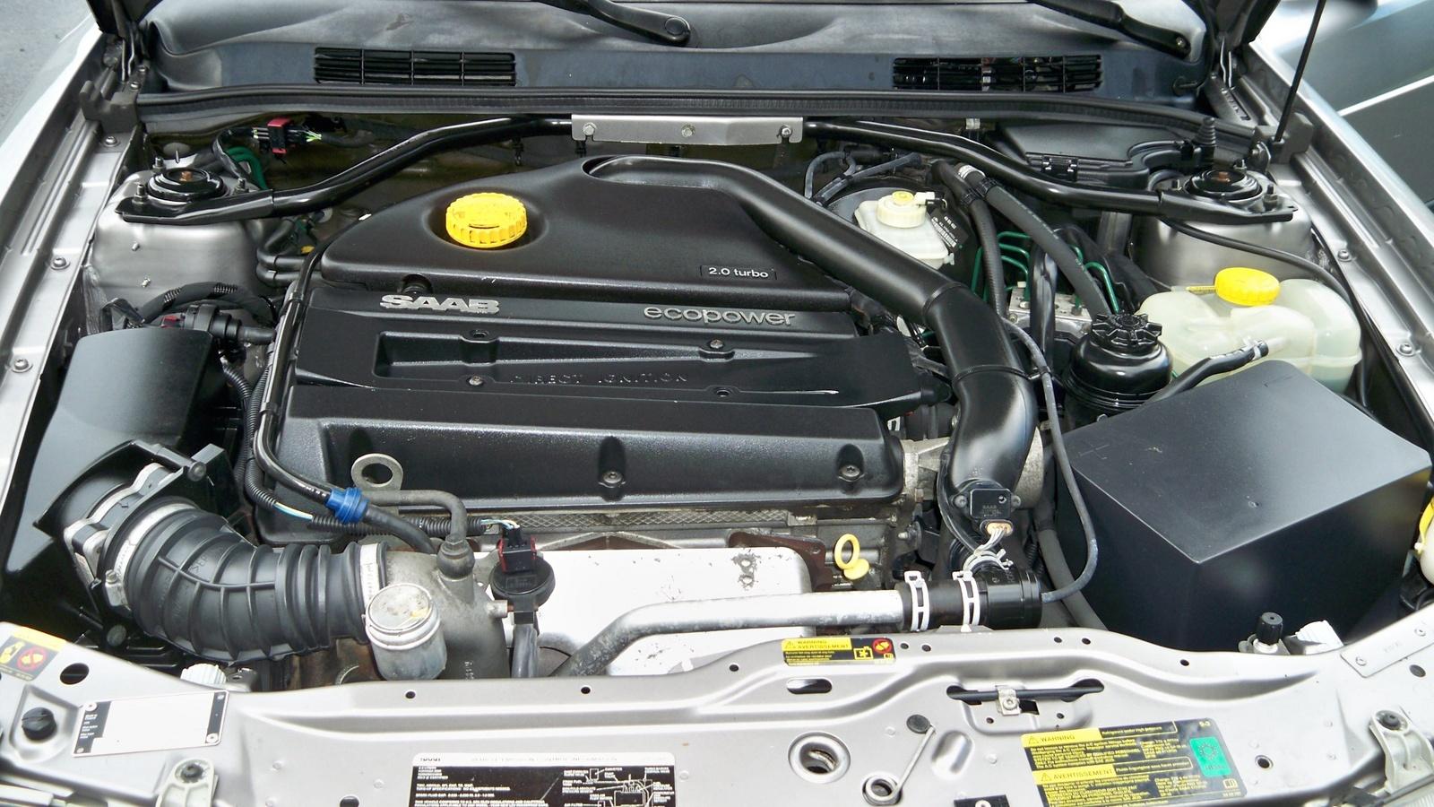 2004 Saab 9-3 Vacuum Hose Diagram