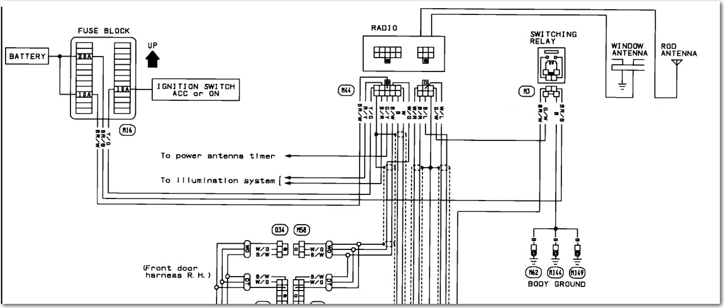2004 Sentra Vafc Wiring Diagram