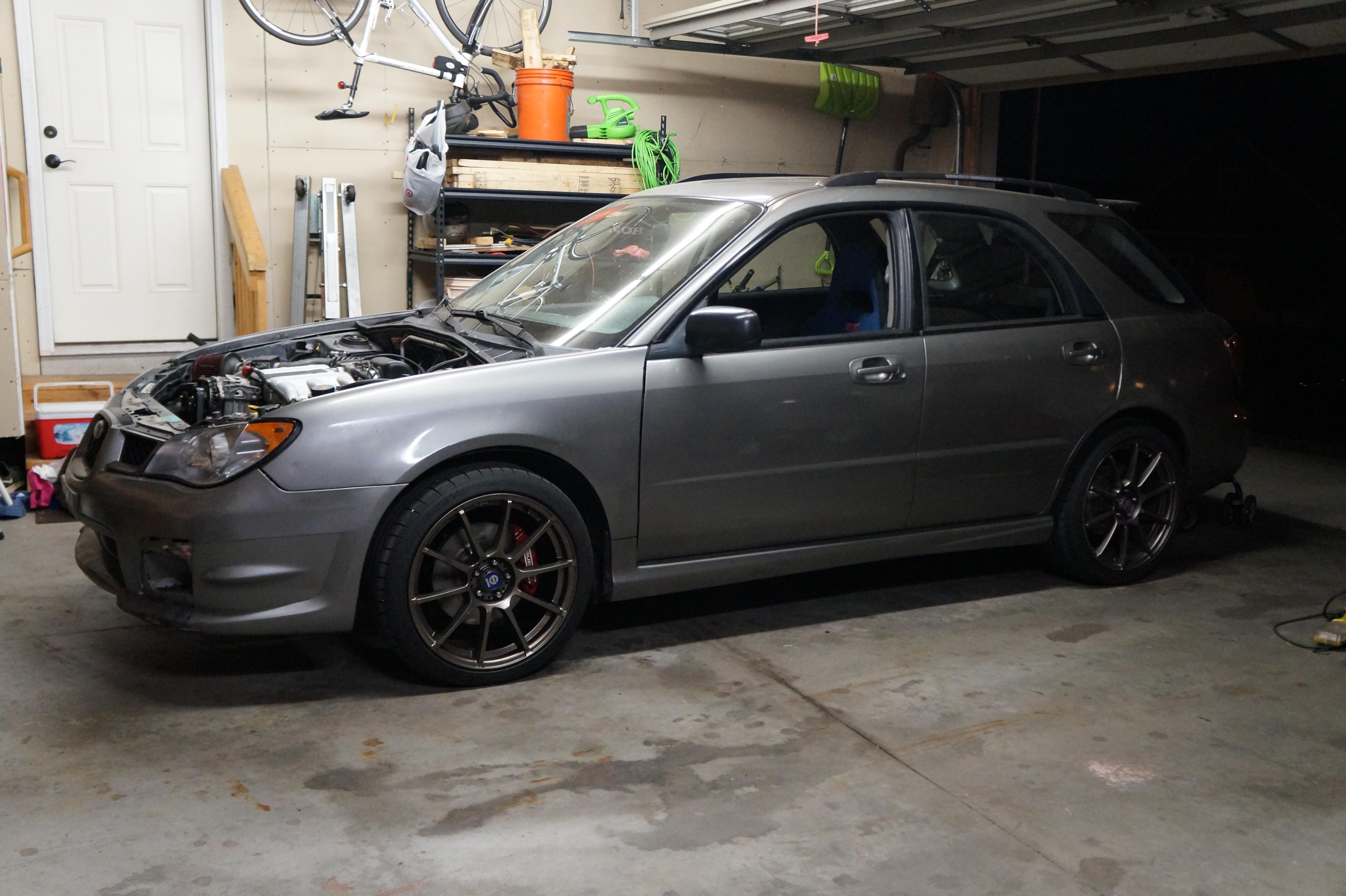 2004 Subaru Impreza 2.5 Wagon Coil Pack Wiring Diagram