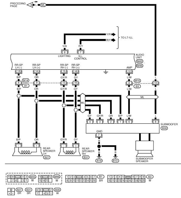 Diagram  2014 Nissan Sentra Radio Wiring Harness Diagram