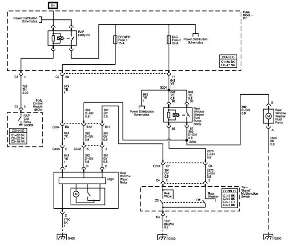 2006 Grand Prix Monsoon Speaker Wiring Diagram