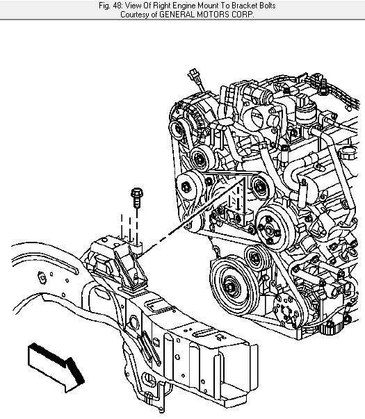 2006 Pontiac G6 Serpentine Belt Diagram