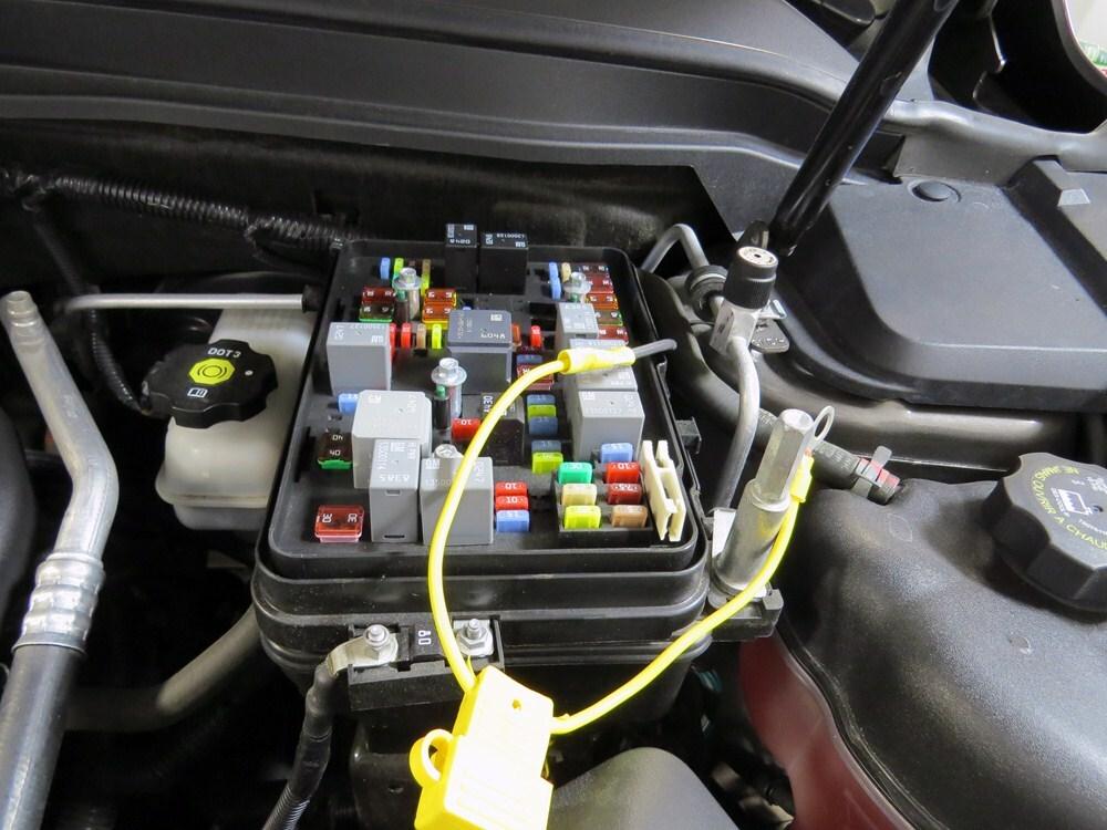 2006 Pontiac Torrent Behind Dash Wiring Diagram
