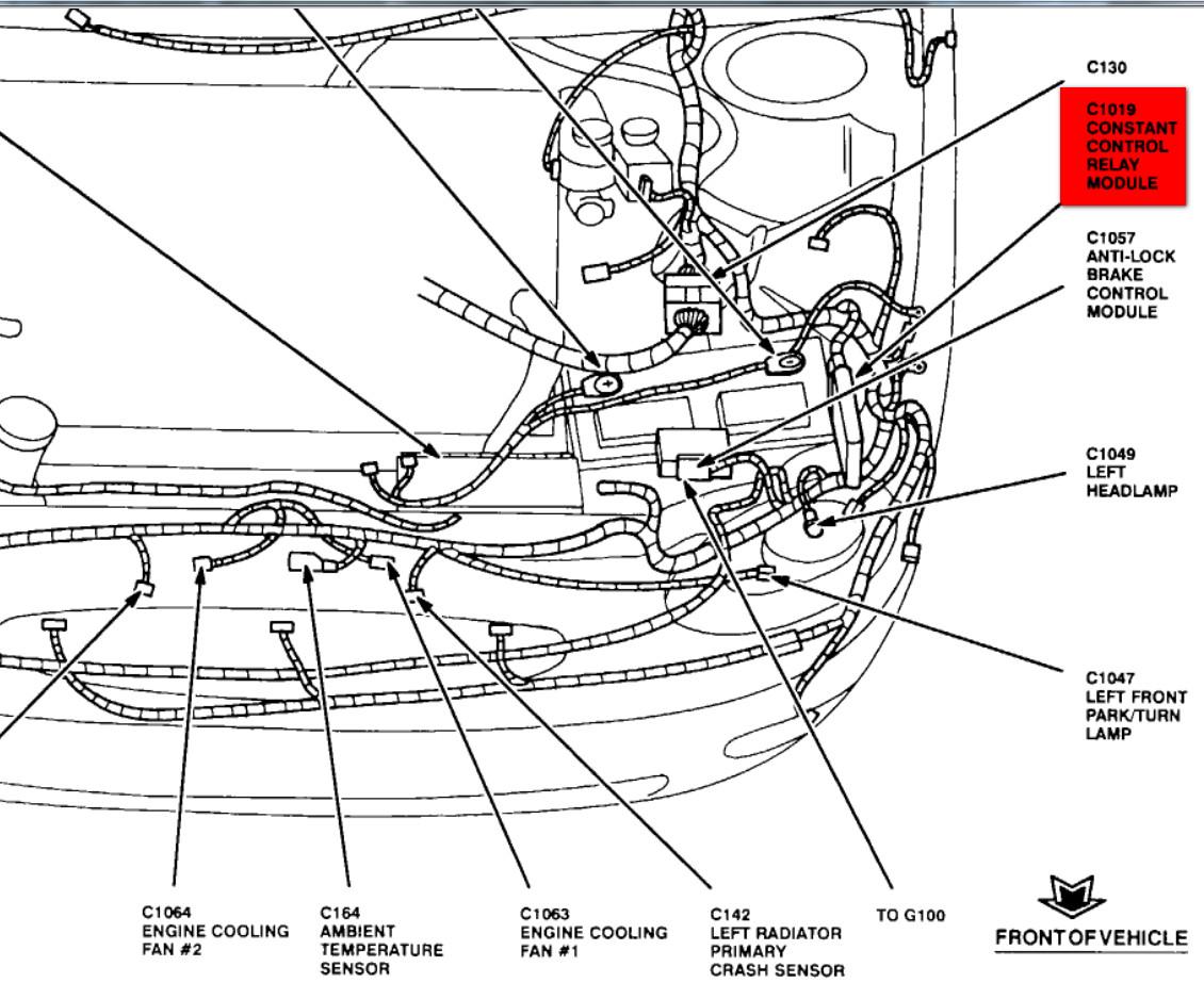 Ac Fan Relay Wiring Diagram