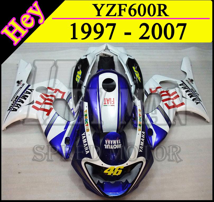 2007 Yamaha Yzf600r Wiring Diagram