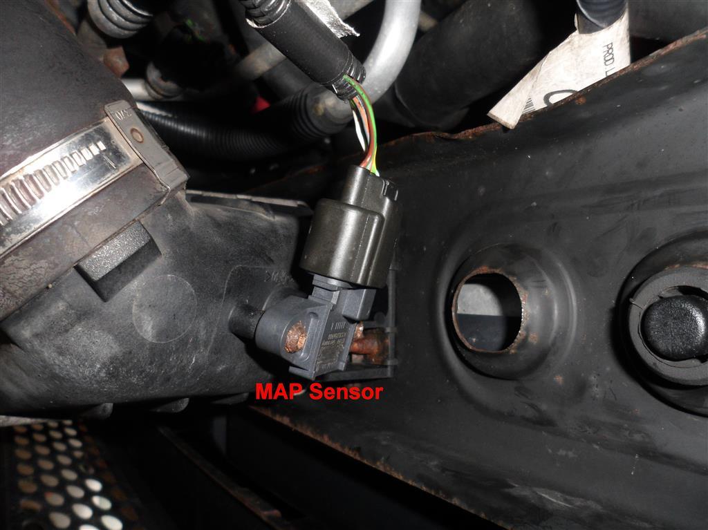 Honda Map Sensor Wiring Diagram - Wiring Diagrams ROCK