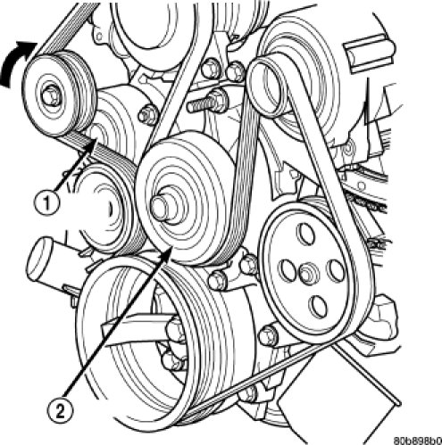 2008 jeep patriot serpentine belt diagram 2008 Dodge Caliber Fuse Box