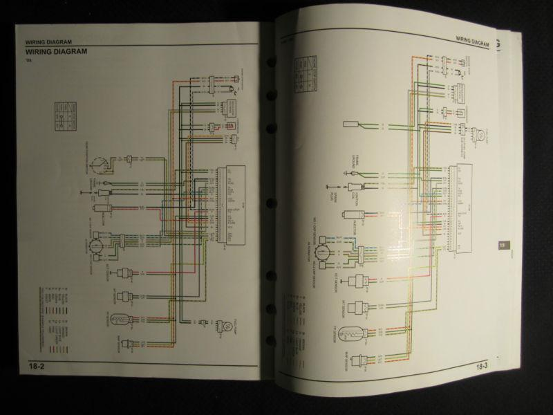 2009 Crf450r Wiring Diagram
