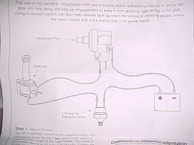700R4 Lockup Kit Wiring Diagram from schematron.org