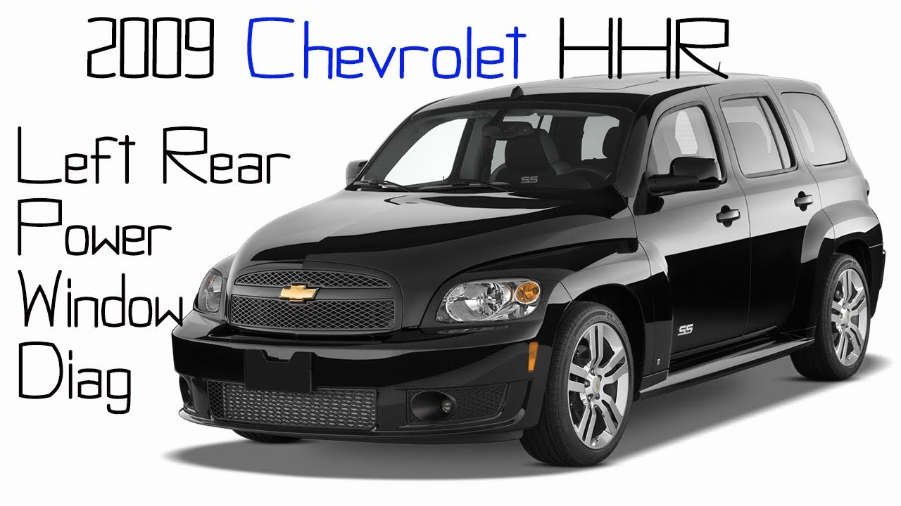 2010 Chevy Hhr Rear Tailgate Wiring Diagram