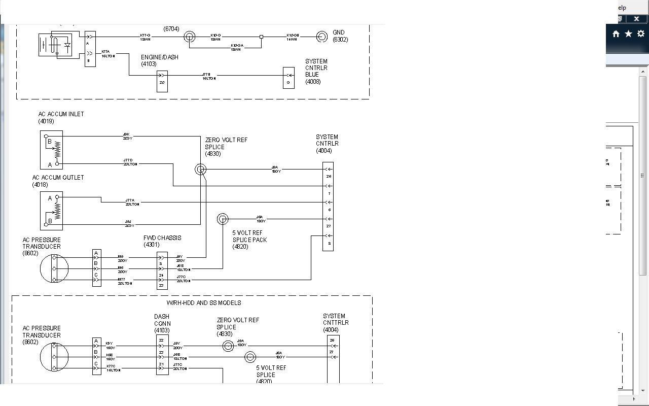 2010 International Prostar Wiring Diagram
