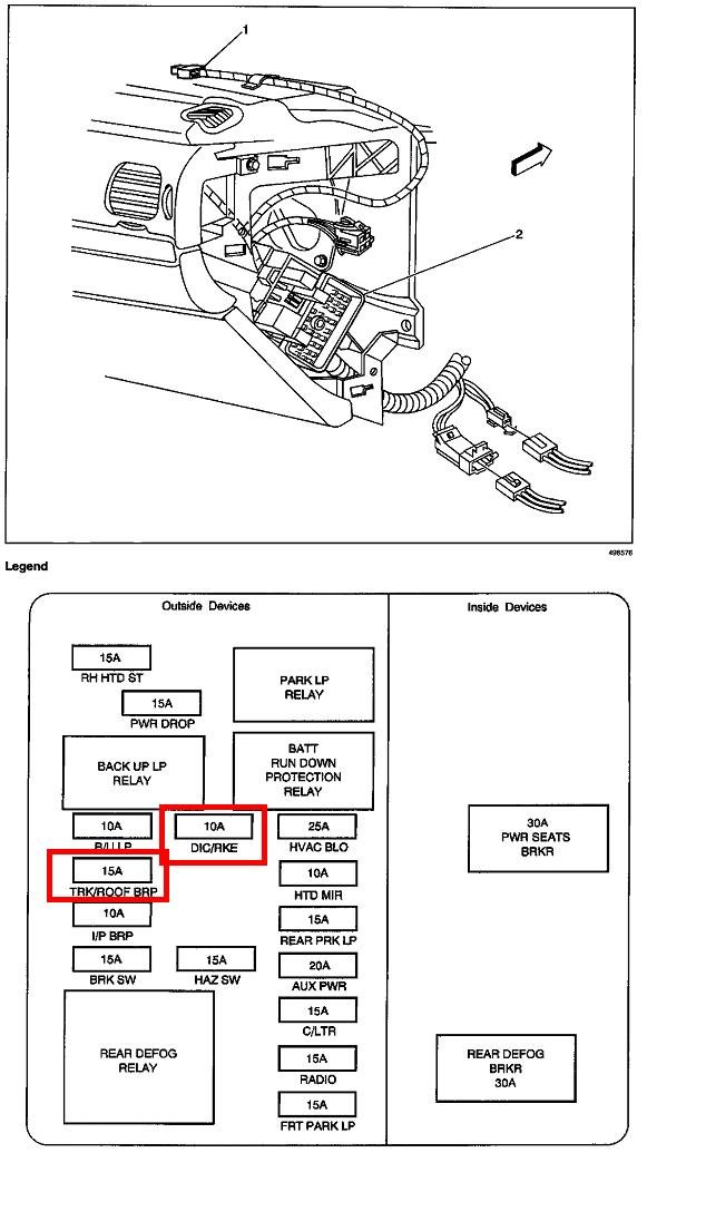 2011 Chevy Hhr Wiring Diagram For Radio Wont Come On