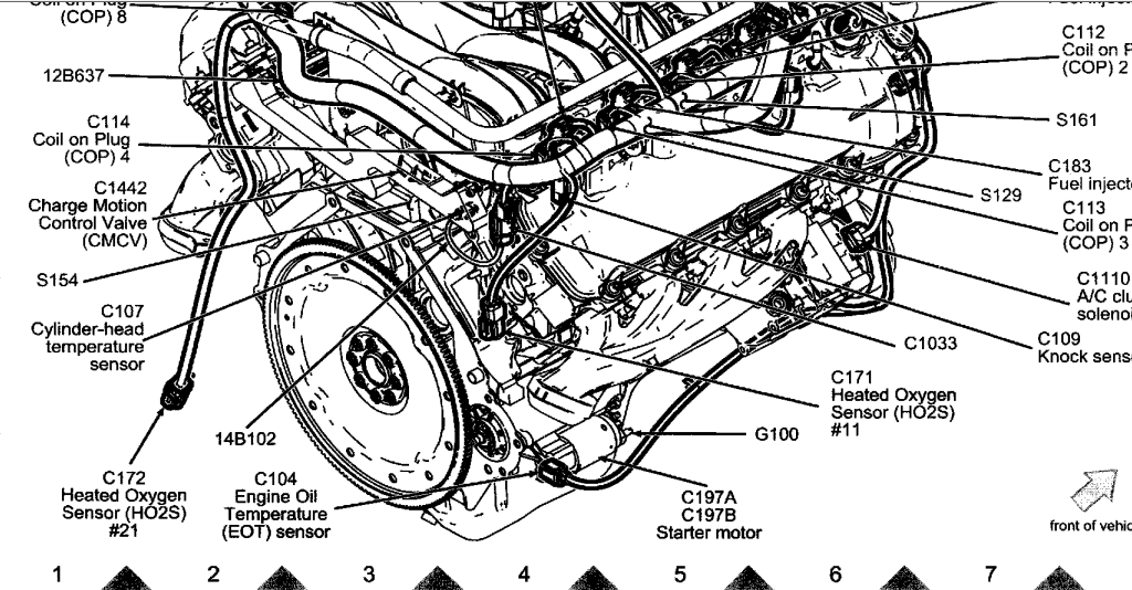 2012 ford f 150 ecoboost wiring diagram for alternator sencor 2012 ford f 150 wiring specs