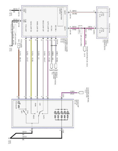 2018 F350 Ford 2019 Ford Upfitter Switches Wiring Diagram from schematron.org