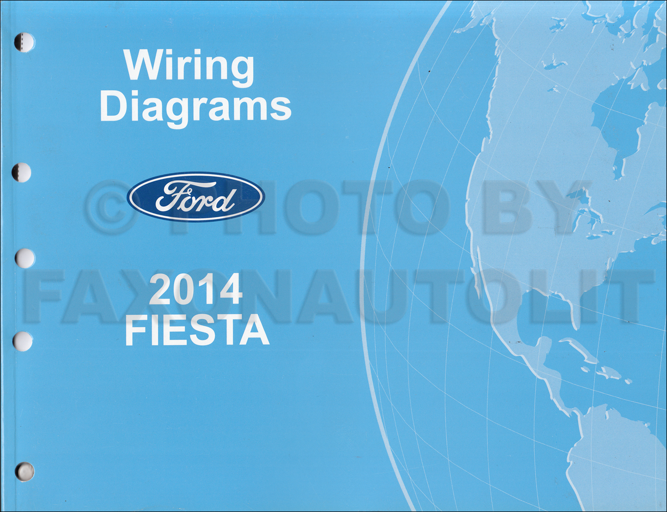 2013 Ford Fiesta P0340 Wiring Diagram