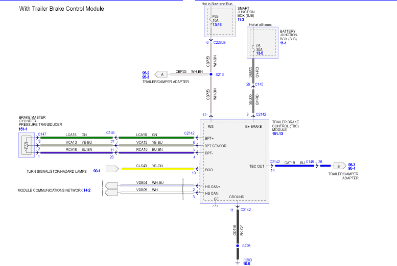 2014 Ford Upfitter Switch Wiring Diagram