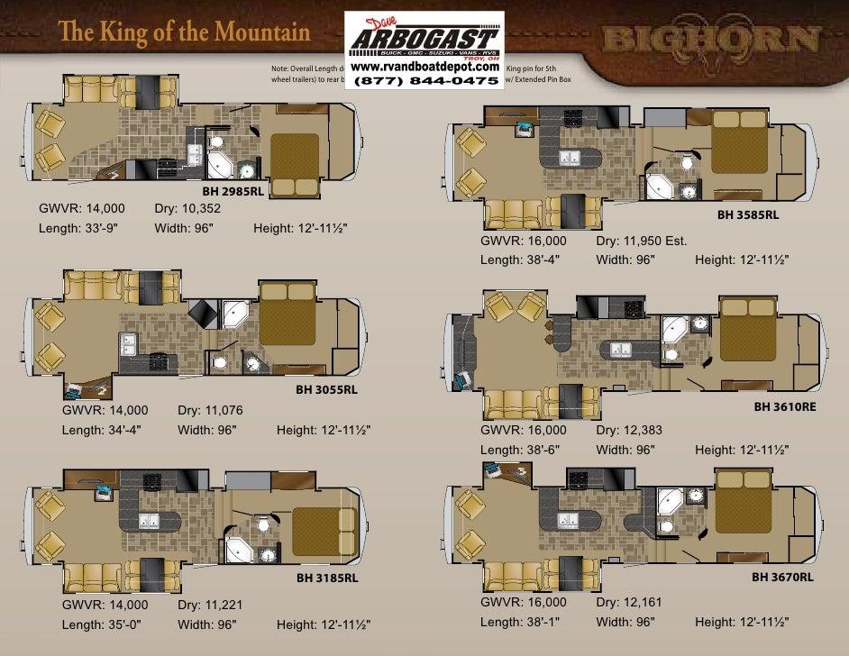 2014 Heartland Bighorn 3875fb Wiring Diagram