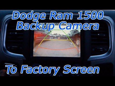Dodge Ram Backup Camera Wiring Diagram from schematron.org