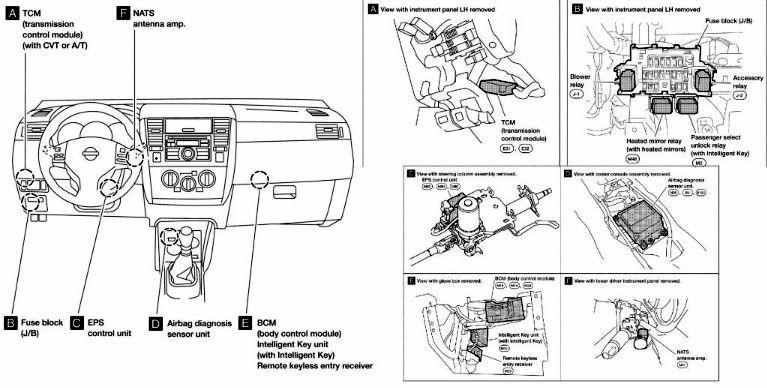 2015 Sentra Sv 1 8l Ac Wiring Diagram