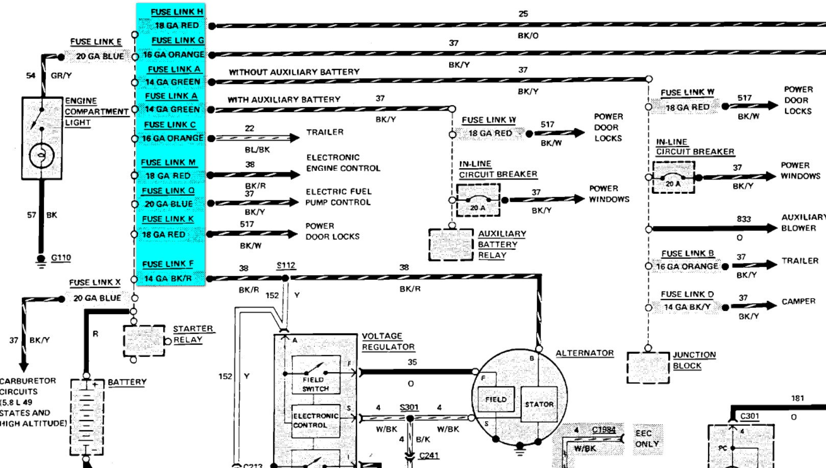 Tiffin Allegro Wiring Diagram from schematron.org