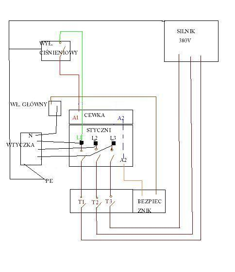 240V Photocell Wiring Diagram from schematron.org