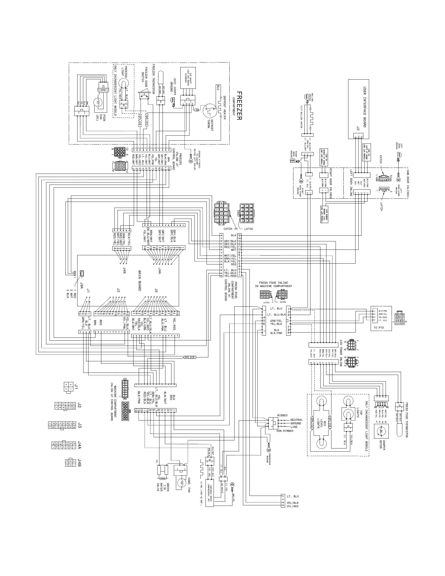 241798224 ice maker wiring diagram
