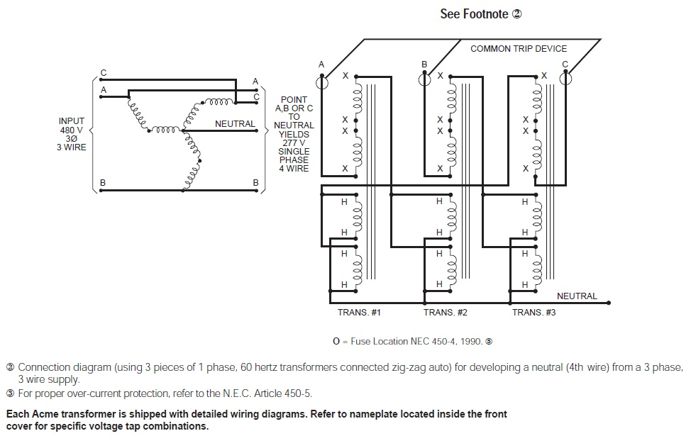 277  480y Wiring Diagram